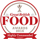 Great British Food Award 2016
