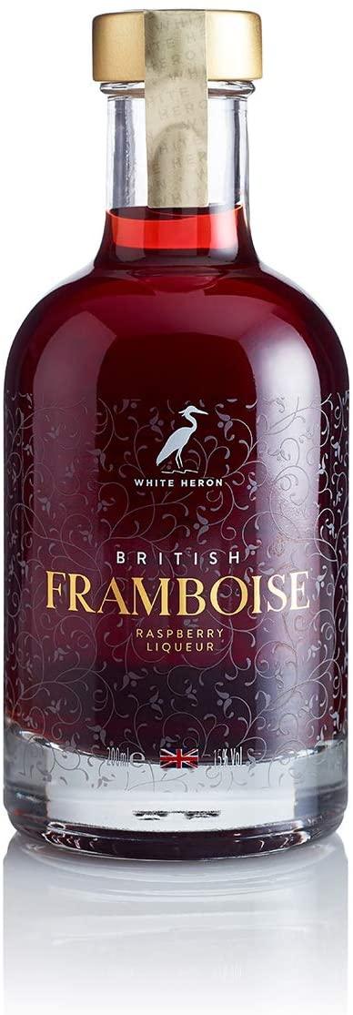 British Framboise Raspberry Liqueur