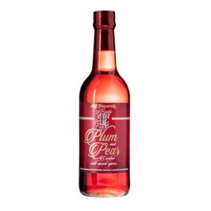 Mr Fitzpatrick's Plum and Pear Cordial