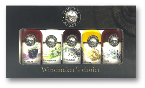 Lyme Bay Winery Wine Gift Selection