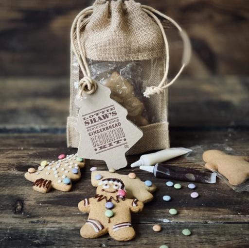 Gingerbread Decorating Kit