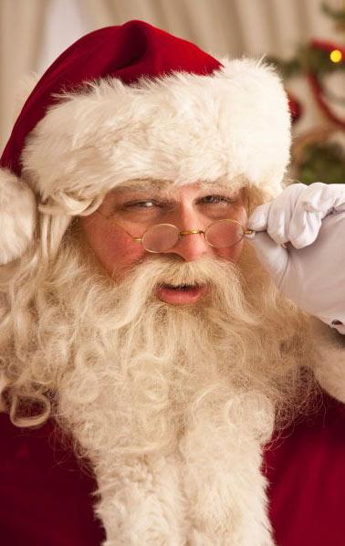 Santa at Croots