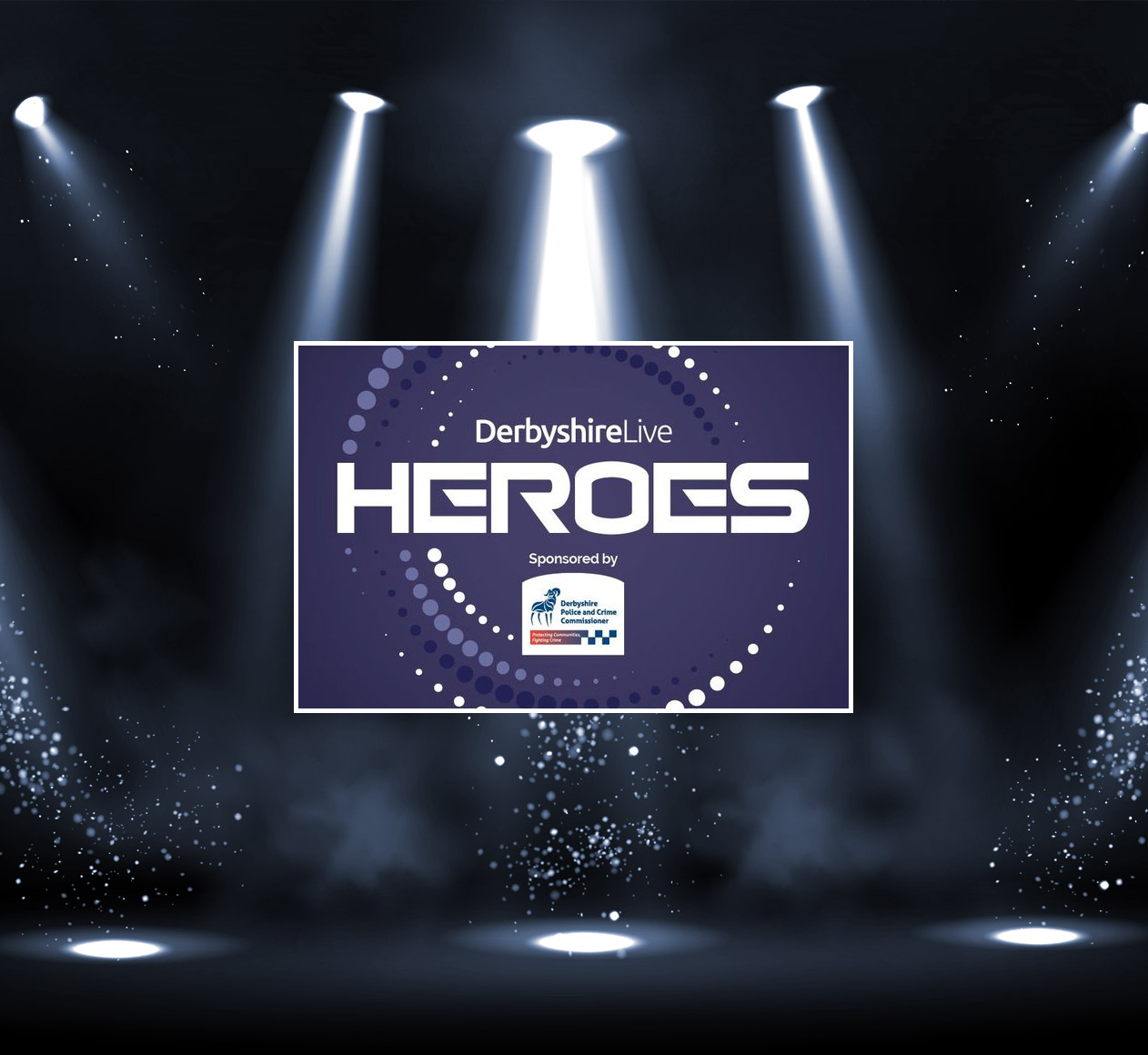 DerbyshireLive Heroes Award 2020