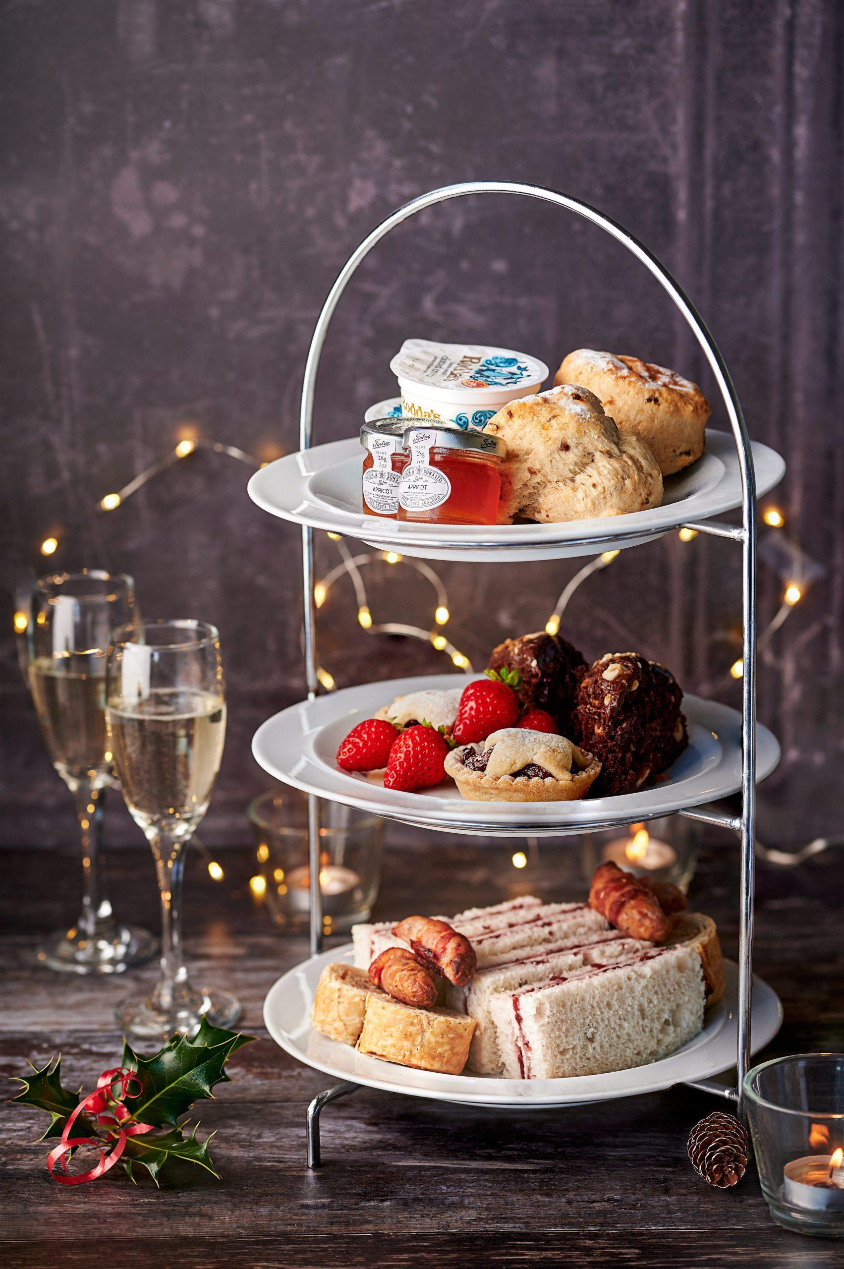 croots festive afternoon tea