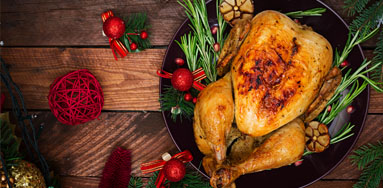 Christmas Food Orders Derbyshire